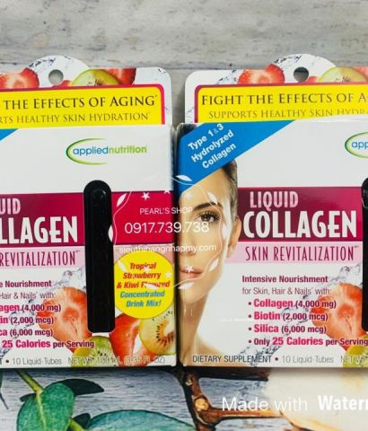Collagen Liquid 10 ống