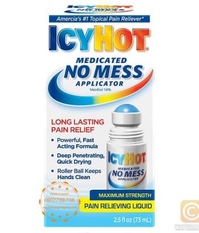 Dầu nóng ICY HOT LIQUID 73ml