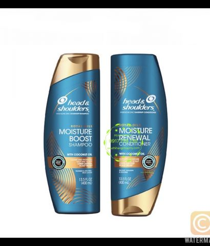 ROYAL OILS Head & Shoulders 2 x 400ml