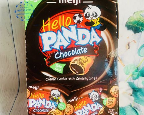 HELLO PANDA CHOCOLATES 680g Meiji